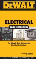 Dewalt Electrical Professional Reference - 2008 Code