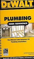 DEWALT Plumbling Code Reference