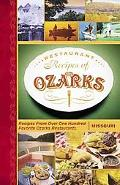 Restaurant Recipes of the Ozarks
