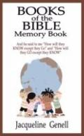 Books of the Bible Memory Book
