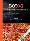 Emergence: Complexity Thinking and Systems Theory: Complexity and Organization