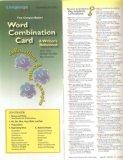 The Word Combination Card: A Writer's Reference (Academic ESL/EFL)