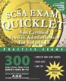 SCSA Exam Quicklet: Sun Certified System Adminstrator for Solaris 10 Practice Exams