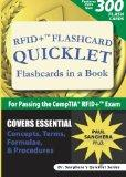 RFID+ Flashcard Quicklet: Flashcards in a Book for Passing the CompTIA RFID+ Exam