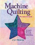 Machine Quilting
