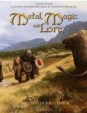 Metal Magic and Lore - Basic Player's Rulebook
