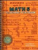 Math 5 a Teaching Textbook