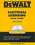 Dewalt Electrical Licensing Exam Guide, 2e Updated for the NEC 2008