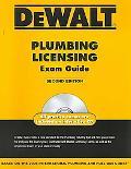 DEWALT Plumbing Licensing Exam Guide - 2nd Edition