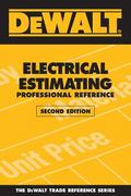 DEWALT Electrical Estimating Professional Reference