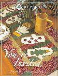 You're Invited: Projects for Special Occasions All Year Long! with Pattern(s)