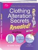 Clothing Alteration Secrets Revealed (3rd edition)