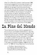 Fine Del Mondo by Marco Fusinato, Felicity D. Scott and Mark Wasiuta