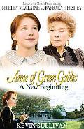 Anne of Green Gables A New Beginning