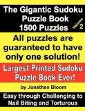 The Gigantic Sudoku Puzzle Book Volume 2