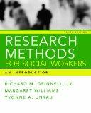 Research Methods for Social Workers: An Introduction, 10th edition