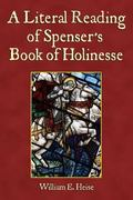 Literal Reading of Spenser's Book of Holinesse
