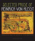 Selected Prose of Heinrich von Kleist