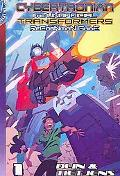 Cybertronian: Unofficial Transformers Guide Pocket Manga #1 (Cybertronian: The Unofficial Tr...