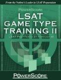 PowerScore LSAT Logic Game Type Training II (Powerscore Test Preparation)