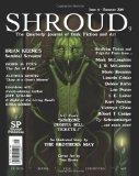 Shroud 9: The Quarterly Journal of Dark Fiction and Art