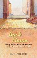 Back Home : Daily Reflections on Reentry