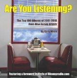 Are You Listening? The Top 100 Albums of 2001-2010 by New Jersey Artists (B/W VERSION)