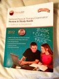 National Physical Therapy Examination: Review & Study Guide 2012