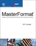 Masterformat 2012