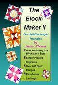 Block Maker II : For Half-Rectangle Triangles
