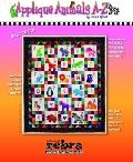 Applique Animals A-Z : Easy Appliqu� Animal Quilt Patterns