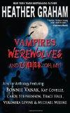 Vampires, Werewolves and Zombies...Oh My!: A Horror Anthology (Volume 1)