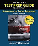 Supervision of Police Personnel Study Guide (8th Edition)