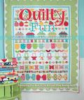 Quilty Fun : Lessons in Scrappy Patchwork by Lori Holt of Bee in My Bonnet