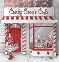 Candy Cane's Cafe: A Saloman Sawdust Snappy Story (Saloman Sawdust's Snappy Stories)