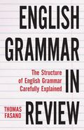 English Grammar in Review