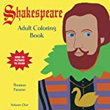 Shakespeare Adult Coloring Book Volume One