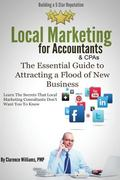 Local Marketing for Accountants and CPAs : Building a 5 Star Reputation