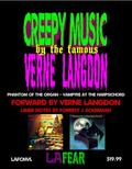 Creepy Music by the famous Verne Langdon : Phantom of the Organ - Vampyre at the Harpsichord