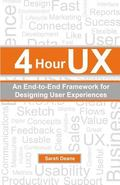 4HourUX : The End-To-End Guide to Designing User Experiences