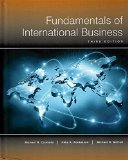 Fundamentals of International Business-3rd ed