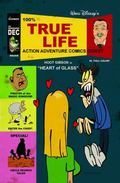 Ward Dizzley's 100% True Life Action Adventure Comics Digest : Issue One