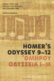 Homer's Odyssey 9-12: Greek Text with Facing Vocabulary and Commentary