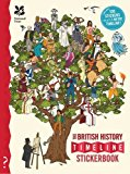 The What on Earth/ Stickerbook Timeline of British History: From the Dinosaurs to the Presen...