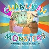 Chanukah Monsters (Jewish Monsters) (Volume 2)