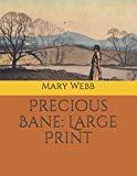 Precious Bane: Large Print