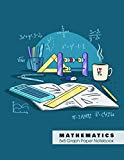 MATHEMATICS | 5x5 Graph Paper Notebook: 5 squares per inch graph paper (used in math, engine...