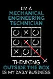 I'm a MECHANICAL ENGINEERING TECHNICIAN: Thinking Outside The Box - Blank Dotted Job Customi...