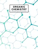 Organic Chemistry: 1/4 inch Hexagonal Graph Paper Notebook, Hexagons Graphing Papers Pads Sh...