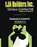 L J A BUILDERS INC. GENERAL CONTRACTORS: COLORING BOOK